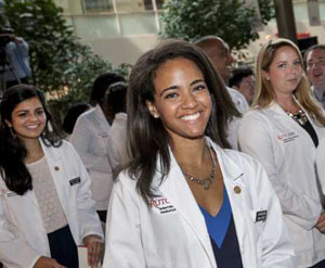 white coats med students 1
